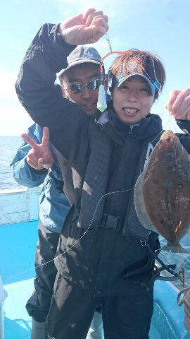 4・30 本日、スロージギングとカレイ釣りで出船。